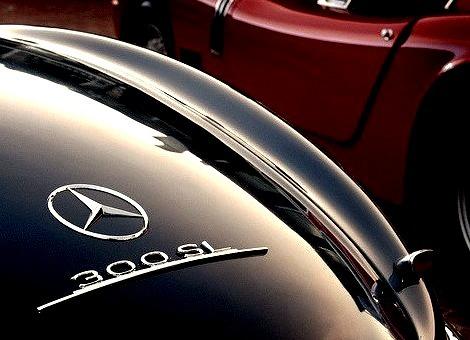 60 Mercedes 300SL & '67 Bizzarrini 5300GT Strada