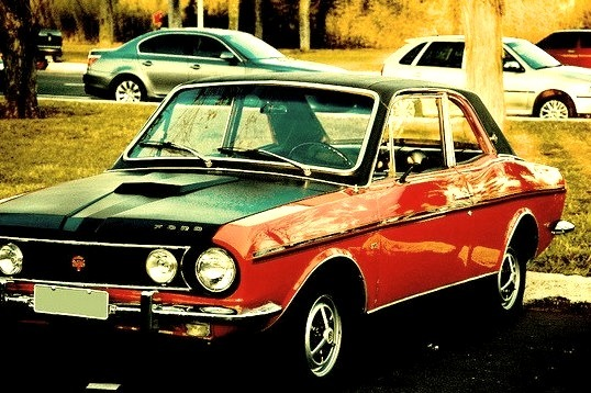 Ford Corcel GT