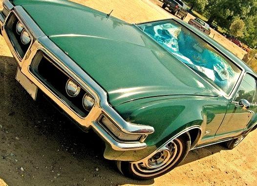 68 Oldsmobile Toronado