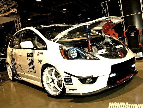 Honda Fit GE8