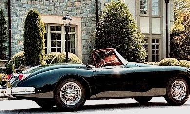 59 Jaguar XK150