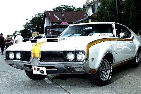 Oldsmobile Hurst