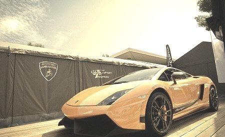 Lamborghini Gallardo LP 570-4 Superlegerra