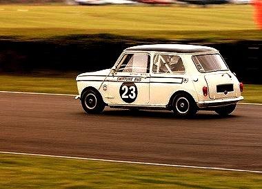 65 Morris Mini Cooper S