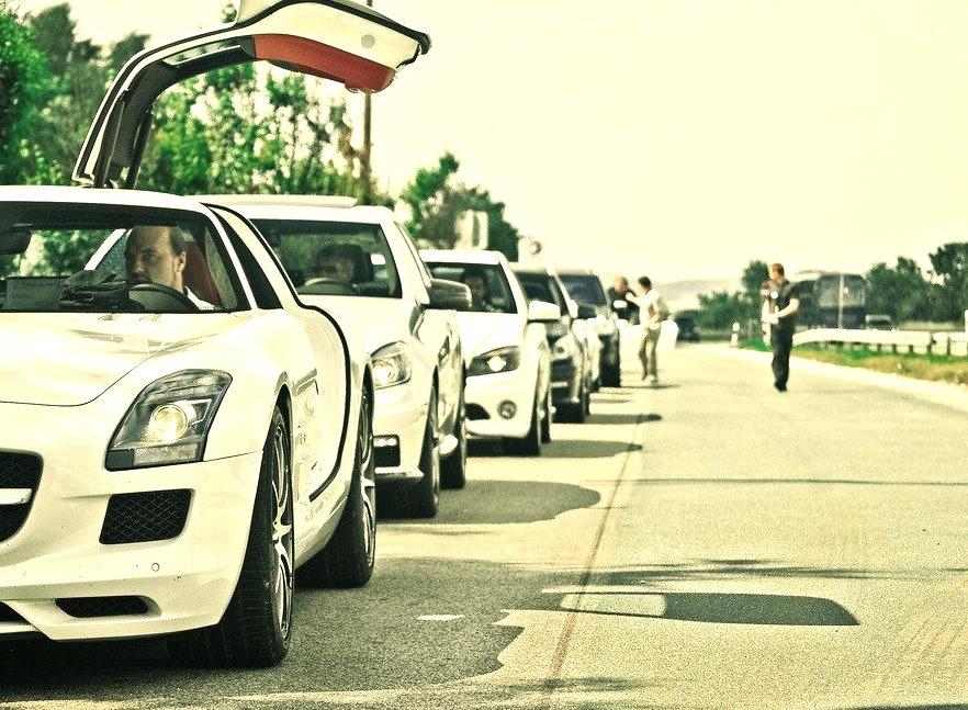 Mercedes-Benz (SLS, C63, E63 ML63) AMG