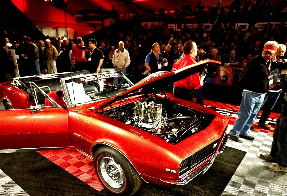 1967 Chevrolet Camaro Cherokee Convertible The debut 1967 Camaro shared some mechanicals with the 1968 Chevy II Nova. Almost 80 factory and 40 dealer options, including three main packages, were...