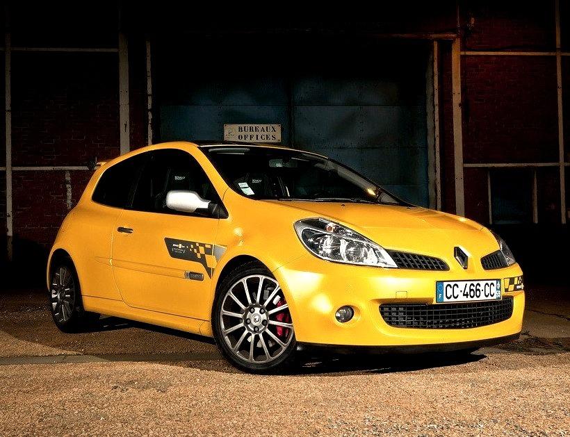 Renault Clio R27 F1 Team