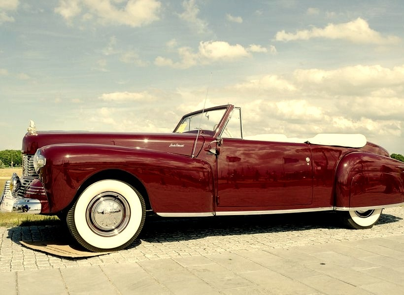 42 Lincoln Continental