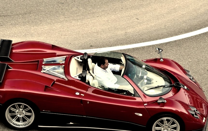 Pagani Zonda C12 S Roadster