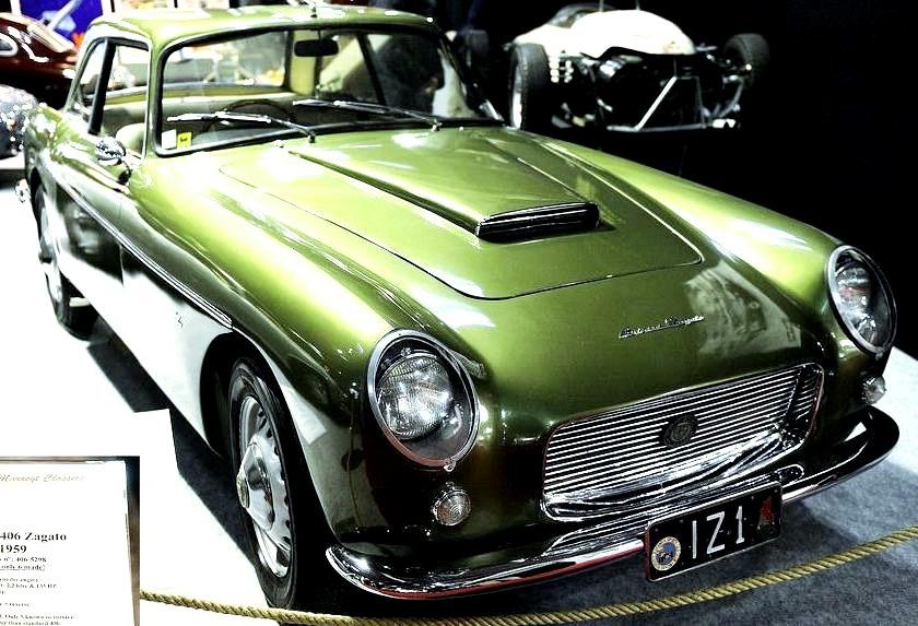 59 Bristol 406 Zagato