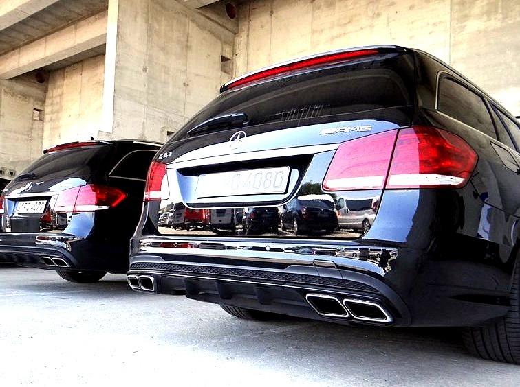Mercedes-Benz E 63 AMG 2014 Wagon