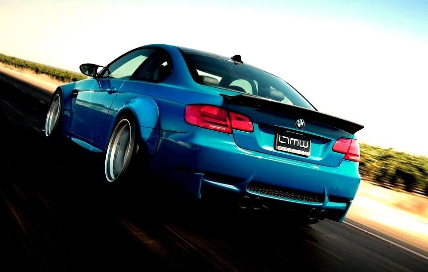 BMW M3 E92 Coupe