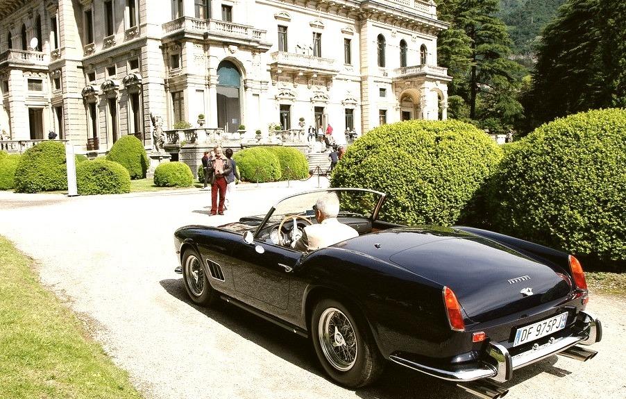 61 Ferrari 250 GT SWB California