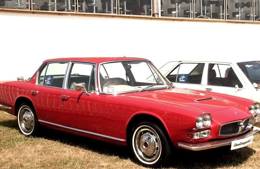 66 Maserati Quattroporte I Series 2